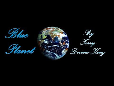 Blue Planet (Music by Terry Devine-King) - Earth and auroras view from the ISS (NASA images)