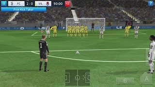 Dream League Soccer 2018 Android Gameplay #64