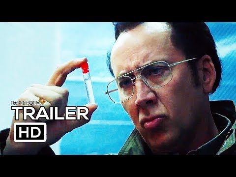 RUNNING WITH THE DEVIL Official Trailer (2019) Nicolas Cage, Laurence Fishburne Movie HD