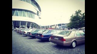 видео Музей Mercedes-Benz
