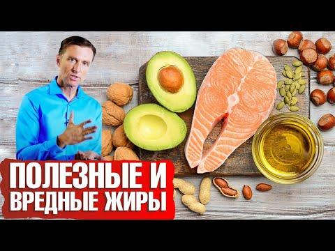 Полезные жиры и вредные жиры 🥑 Насыщенные жиры