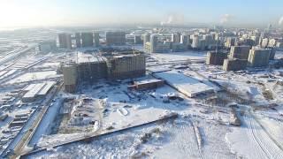 Ход строительства ЖК Две столицы 26.02.2018