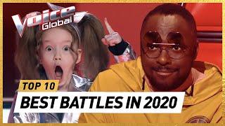 TOP 10   BEST BATTLES in The Voice Kids 2020