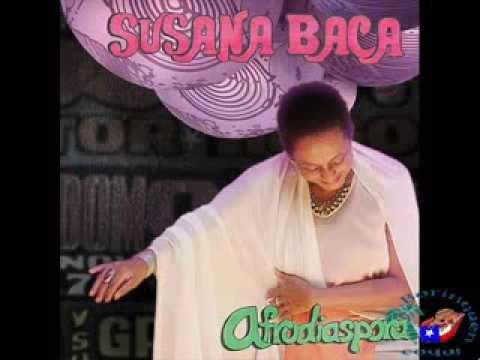 Susana Baca - Detras De La Puerta