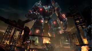 Transformers: Fall of Cybertron - Metroplex