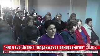 """""""HER 5 EVLİLİKTEN 1'İ BOŞANMAYLA SONUÇLANIYOR"""""""