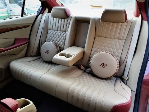 Luxury Cars Interior Design