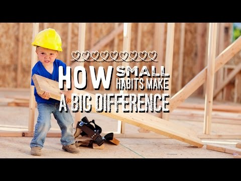 Painting and Remodeling: How Small Habits Make a Big Difference