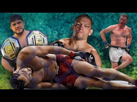 🤣САМЫЕ СМЕШНЫЕ МОМЕНТЫ В MMA 2019
