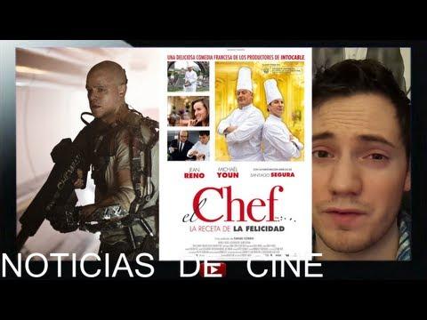 Imagen de Elysium, Trailer de El Chef y de Epic