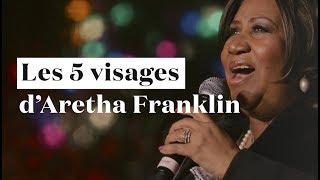 Aretha Franklin est morte : (re)découvrez les 5 visages de la