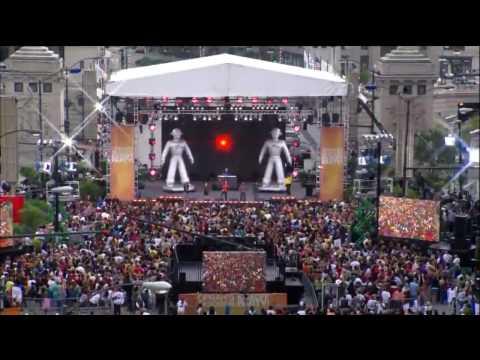 Black Eyed Peas - I Gotta Feeling HD Live in Chicago