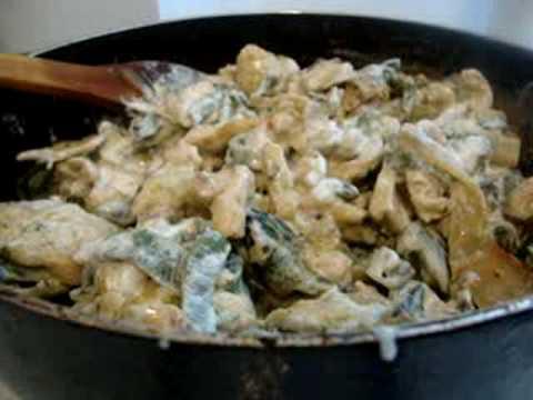 Receta de rajas poblanas - Comida mexicana - La receta de ...