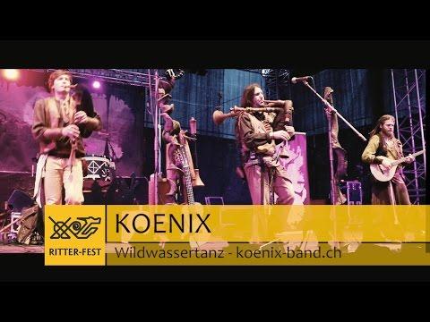 Koenix Wildwassertanz - Ritter-Fest Kufstein