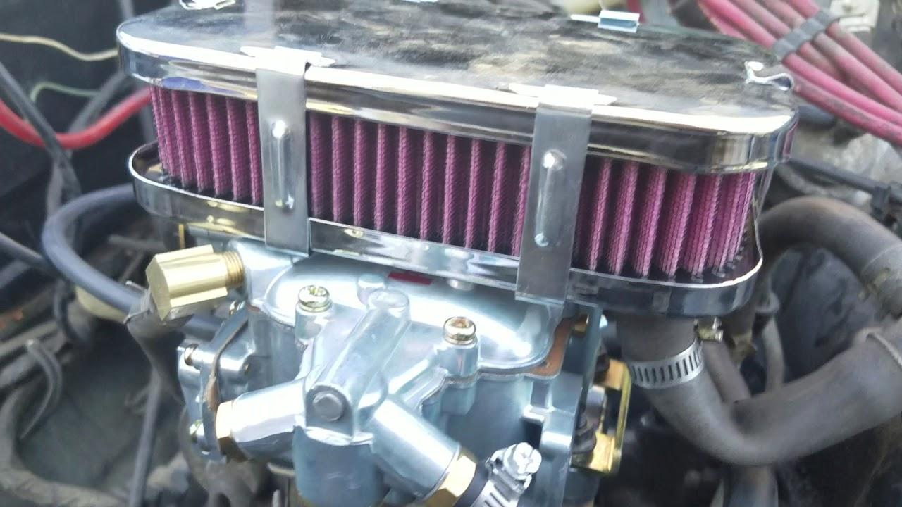 Carburetor Replacement for Suzuki Samurai Assembled 86-88 Carburatore Carb Carby