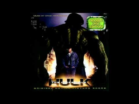 Craig Armstrong - Favela Escape (Incredible Hulk OST )