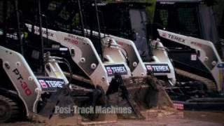 2011 Terex Posi-Track Loader Range