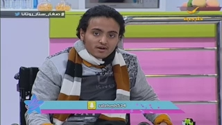 المنشد صالح العواجي.. مجموعة مواهب في مجالات متعددة، ورمز مشرف من رموز تحدي الإعاقة