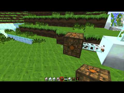 How To Use An MFE And MFSU - Minecraft Tekkit Tutorials