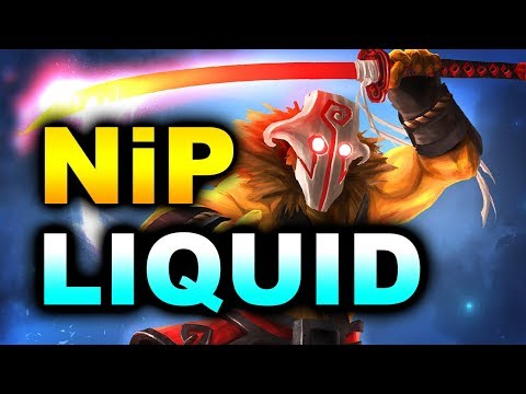 LIQUID vs NiP - GROUP FINAL - MDL DISNEYLAND - PARIS MAJOR DOTA 2