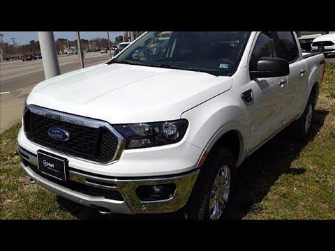 New 2019 Ford Ranger Newport News VA Hampton, VA #599175