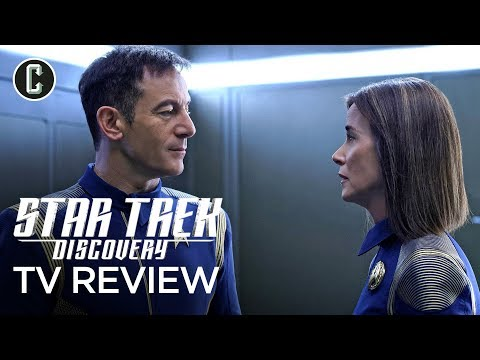 "Star Trek Discovery Episode 6 ""Lethe"" Review"