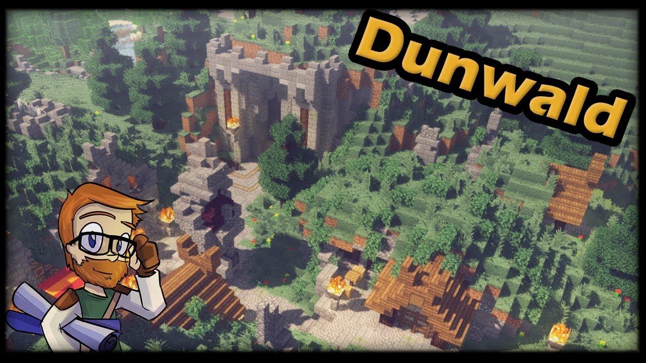 Minecraft timelapse dwarven city download