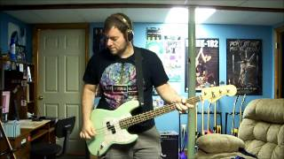 New Found Glory - Listen To Your Friends (bass cover)