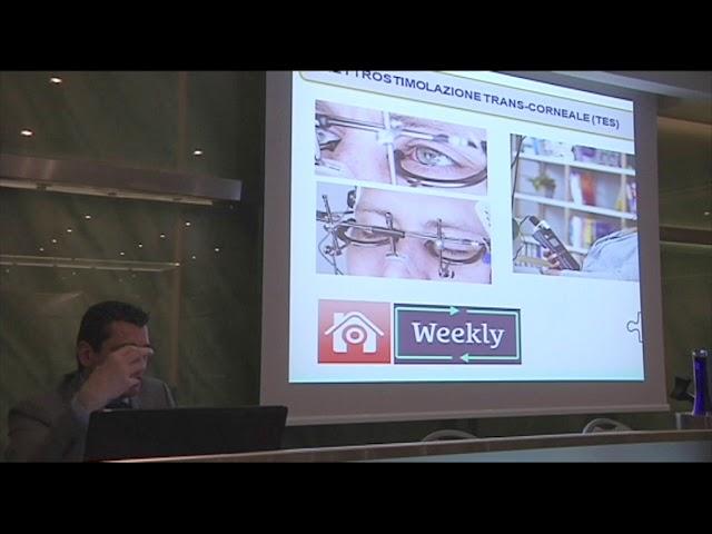 Dott  Parmeggiani Convegno Retina Italia 2018