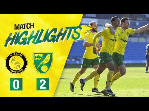 Wycombe Norwich Goals And Highlights