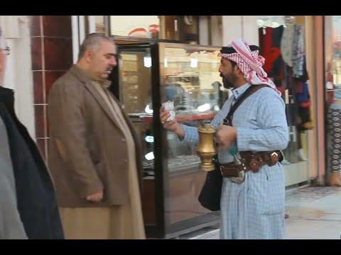 هذا المقهى العراقي ينقلك الى تراث جاء من الصحراء  - 18:22-2018 / 1 / 16