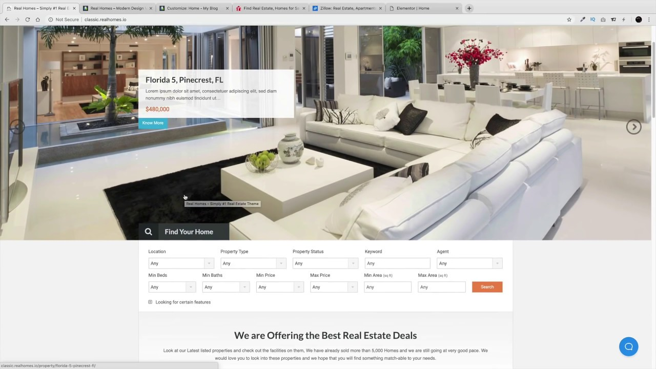Best Websites for Real Estate Agents: 11 Features Every Realtor Should Have  on Their Website