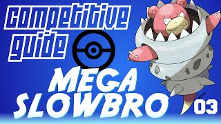 Belly Drum Mega Slowbro - Competitive Pokemon Guide W/MegaLugia!