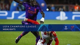 UEFA Champions League | Red Star Belgrade vs Liverpool | Highlights
