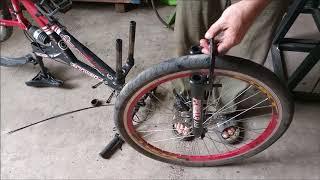 Велосипед. Жөндеу шанышқы