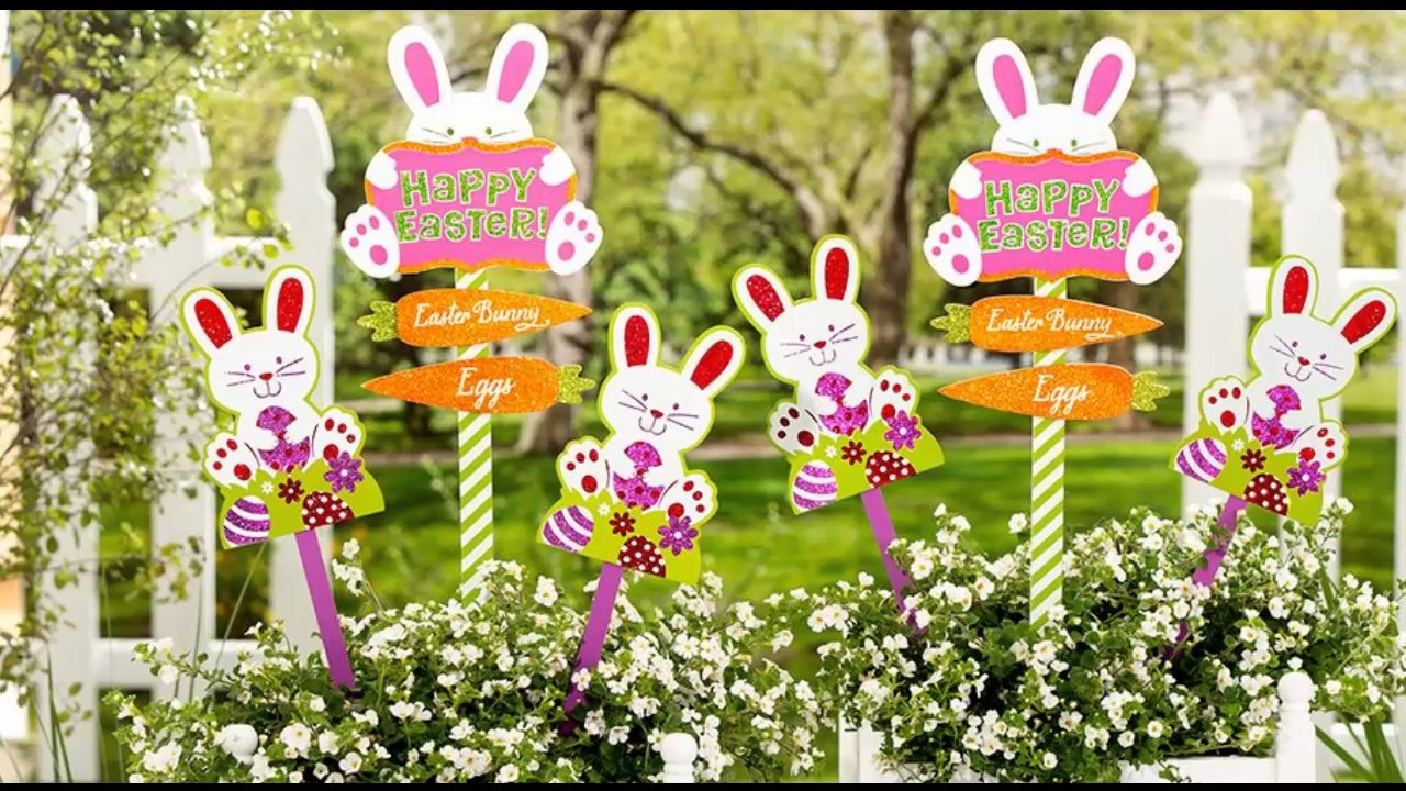 20 Outdoor Easter Decoration Ideas Youtube