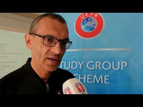 UEFA Study Group - Praha, 23. - 26. 4. 2018