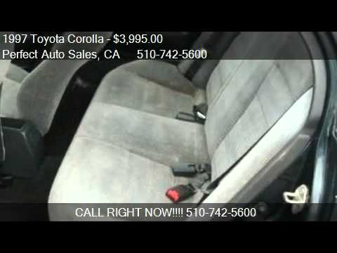 1997 Toyota Corolla DX - for sale in FREMONT, CA 94536