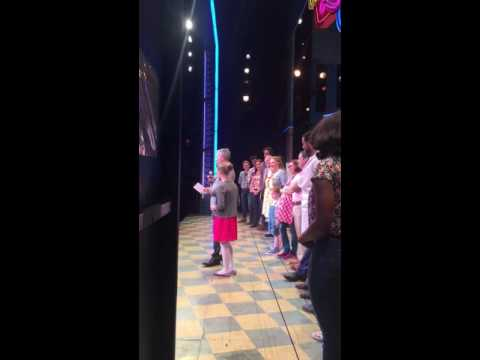 Adrienne Shelly Birthday Commemoration Speech at Waitress Musical--June 24, 2016