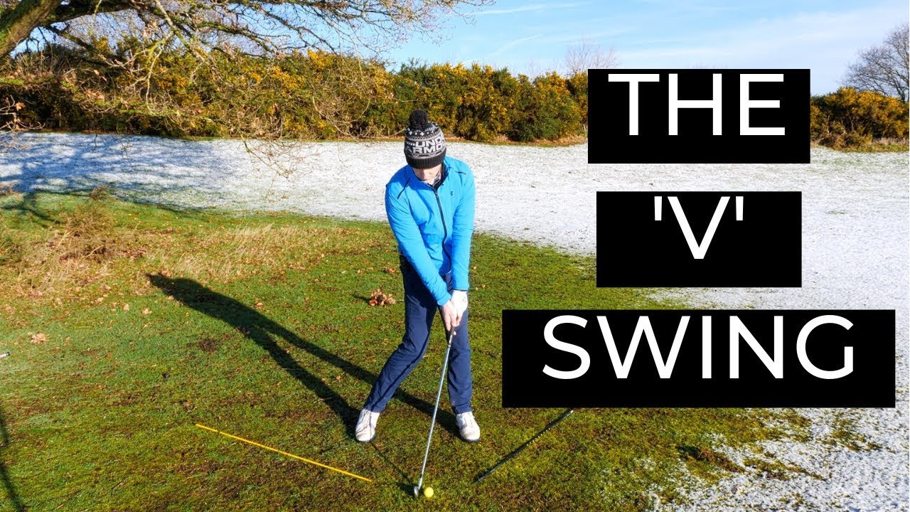 STRIKE YOUR IRONS PURE - THE 'V' SWING - YouTube