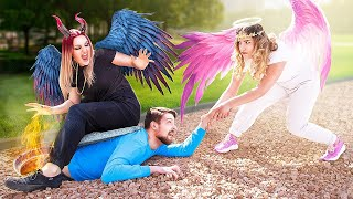 천사 vs 악마 / 내 인생 선과 악의 법칙