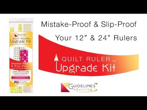 6-Count Grip Strips by Guidelines 4 Quilting