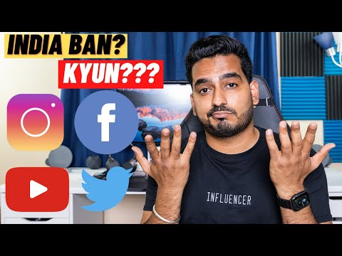 Will Facebook, Twitter, Instagram & Youtube be banned in India?