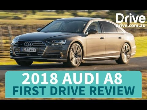2018 Audi A8 First Drive Review | Drive.com.au