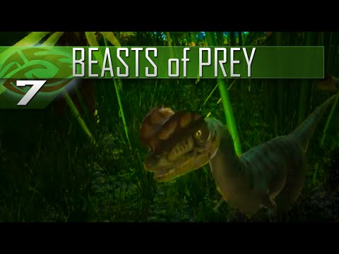 Killer Dilophosaurus! - Beasts of Prey: Gameplay - Episode 7