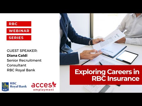 Exploring Careers in RBC Insurance