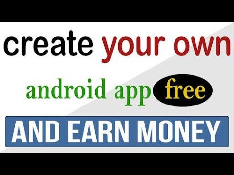 create your own app and make money daily $10 to $100