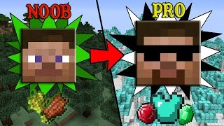 More EASY Ways to Transform from Noob to Pro in Minecraft