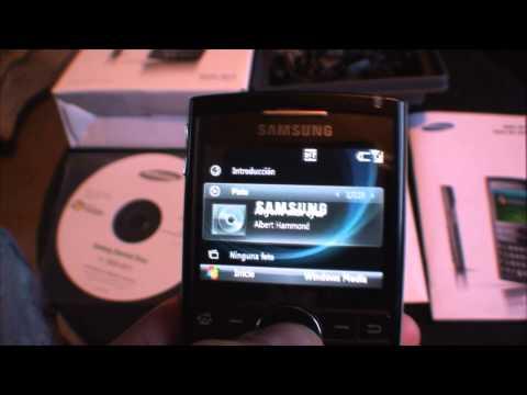 Samsung SGH i617 Blackjack II