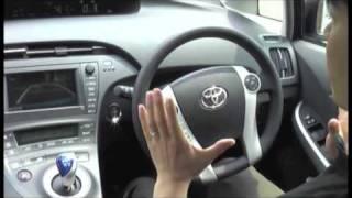 インテリジェントパーキングアシスト(運転席)